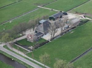 Op stal bij - Nab Bovendijk 20 Wilnis