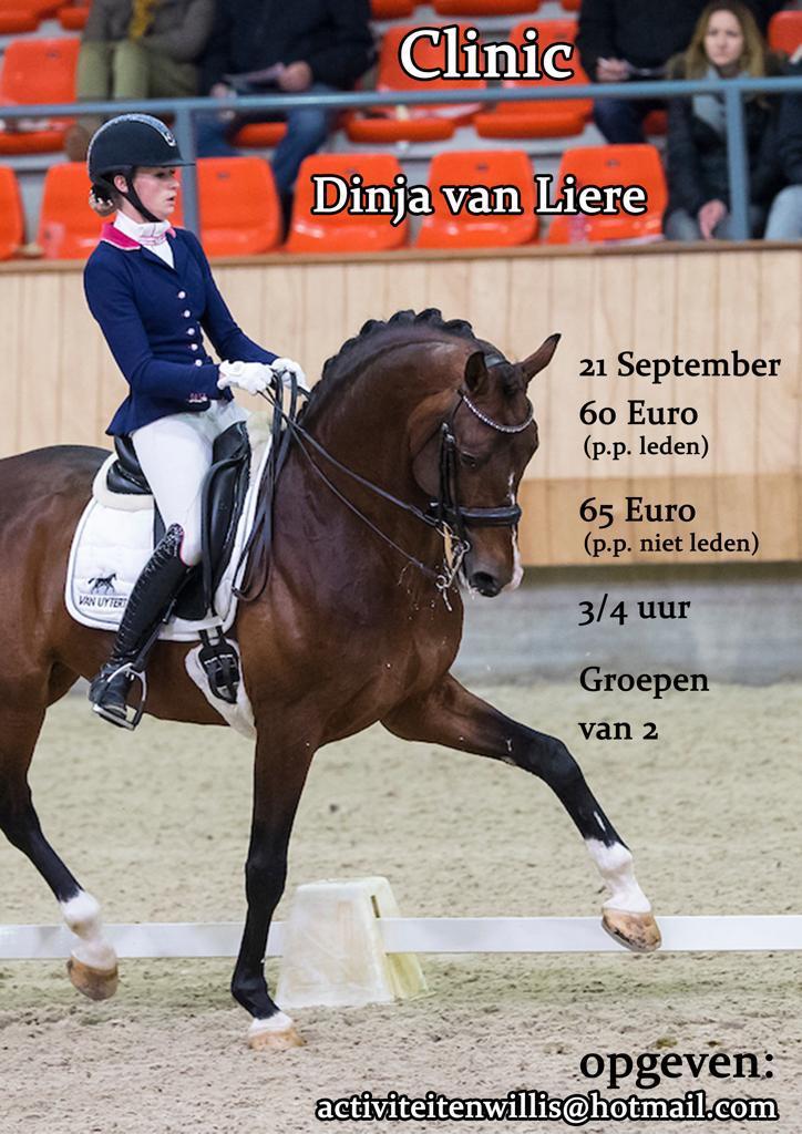 Clinic Dinja van Liere